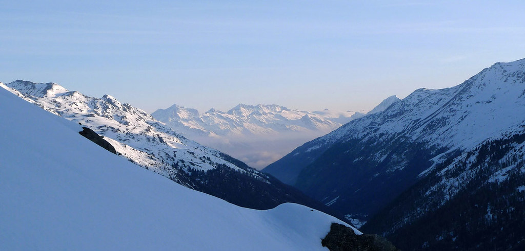 L´Omen Roso Walliser Alpen / Alpes valaisannes Schweiz foto 15