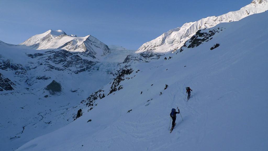 L´Omen Roso Walliser Alpen / Alpes valaisannes Schweiz foto 16