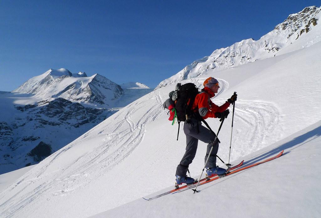 L´Omen Roso Walliser Alpen / Alpes valaisannes Schweiz foto 18