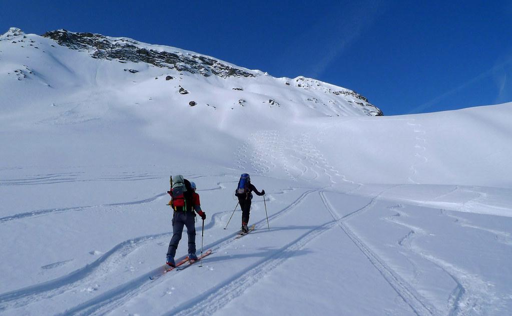 L´Omen Roso Walliser Alpen / Alpes valaisannes Schweiz foto 21