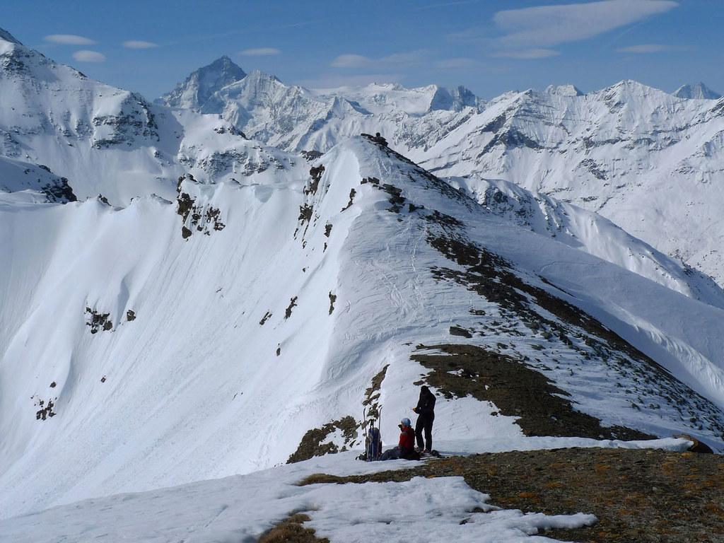 L´Omen Roso Walliser Alpen / Alpes valaisannes Schweiz foto 30
