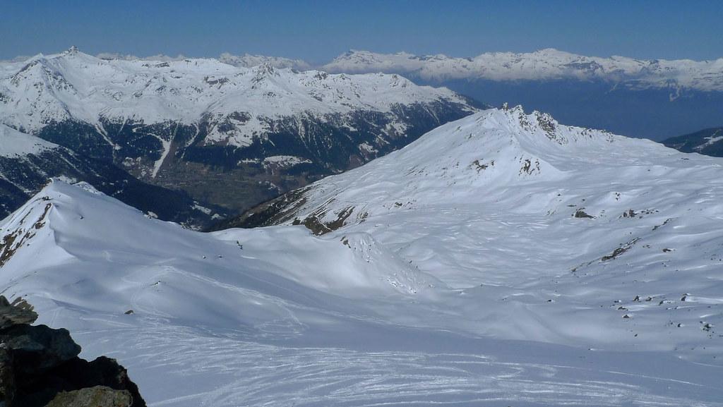 L´Omen Roso Walliser Alpen / Alpes valaisannes Schweiz foto 35