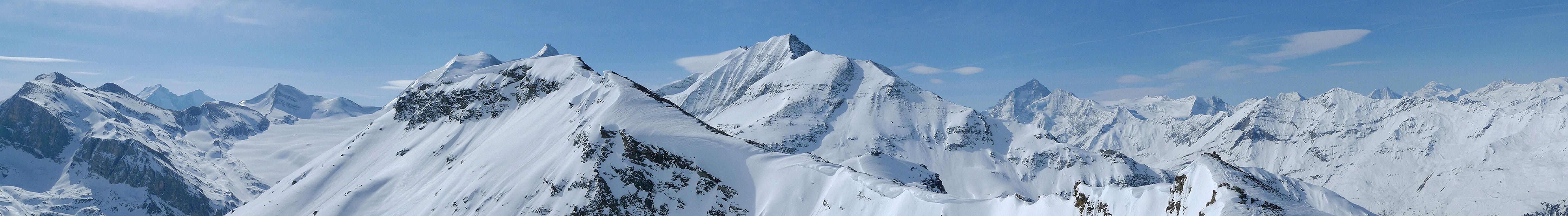 L´Omen Roso Walliser Alpen / Alpes valaisannes Schweiz panorama 31