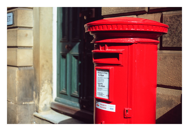 Another priority postbox