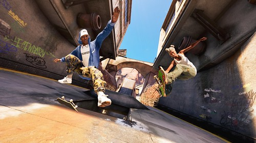 THPS_multiplayer screenshot | by PlayStation.Blog