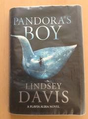 Pandora's Boy - Lindsey Davis