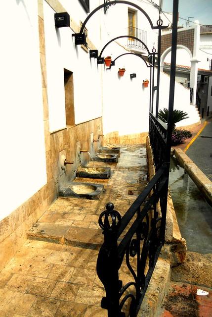 Fuente de San Isidro!!!