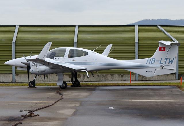 HB-LTW Diamond DA-42 Twin Star