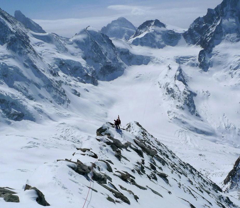Blanc de Moming - Dôme Circuit Walliser Alpen / Alpes valaisannes Switzerland photo 29