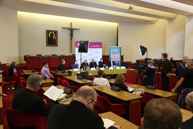 Prezentacja Dyrektorium o Katechizacji - Konferencja Prasowe - Warszawa, 3 IX 2020 r.