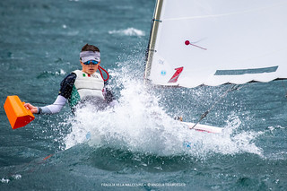 Campionato Italiano Optimist - Fraglia Vela Malcesine - Angela Trawoeger_K3I5021