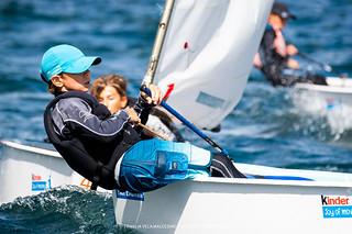 Campionato Italiano Optimist - Fraglia Vela Malcesine - Angela Trawoeger_K3I4750