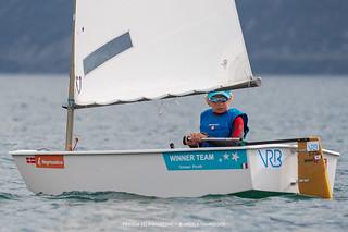 Campionato Italiano Optimist - Fraglia Vela Malcesine - Angela Trawoeger_K3I4237