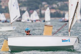 Campionato Italiano Optimist - Fraglia Vela Malcesine - Angela Trawoeger_K3I4194