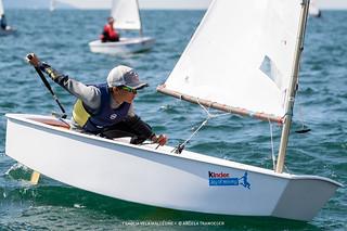 Campionato Italiano Optimist - Fraglia Vela Malcesine - Angela Trawoeger_K3I4163