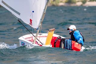 Campionato Italiano Optimist - Fraglia Vela Malcesine - Angela Trawoeger_K3I3968