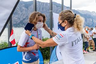 Campionato Italiano Optimist - Fraglia Vela Malcesine - Angela Trawoeger_K3I5189