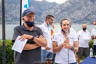 Campionato Italiano Optimist - Fraglia Vela Malcesine - Angela Trawoeger_K3I5149