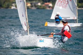 Campionato Italiano Optimist - Fraglia Vela Malcesine - Angela Trawoeger_K3I4702
