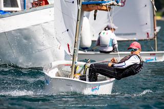 Campionato Italiano Optimist - Fraglia Vela Malcesine - Angela Trawoeger_K3I4643