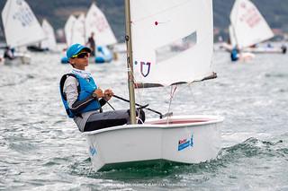 Campionato Italiano Optimist - Fraglia Vela Malcesine - Angela Trawoeger_K3I4505