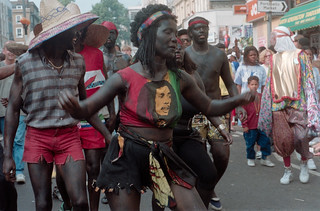 Notting Hill Carnival, Notting HIll, 1990 90c8-04-96-positive_2400