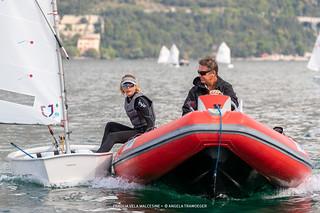Campionato Italiano Optimist - Fraglia Vela Malcesine - Angela Trawoeger_K3I4256