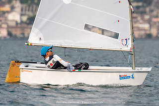 Campionato Italiano Optimist - Fraglia Vela Malcesine - Angela Trawoeger_K3I4248