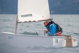 Campionato Italiano Optimist - Fraglia Vela Malcesine - Angela Trawoeger_K3I4240