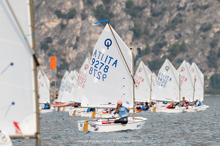 Campionato Italiano Optimist - Fraglia Vela Malcesine - Angela Trawoeger_K3I4223