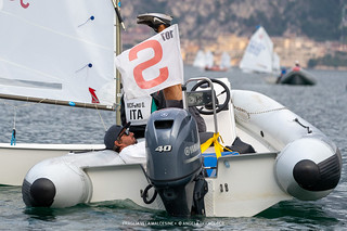 Campionato Italiano Optimist - Fraglia Vela Malcesine - Angela Trawoeger_K3I4204