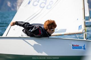 Campionato Italiano Optimist - Fraglia Vela Malcesine - Angela Trawoeger_K3I4170