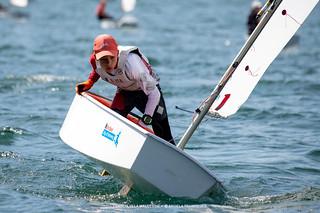 Campionato Italiano Optimist - Fraglia Vela Malcesine - Angela Trawoeger_K3I4145