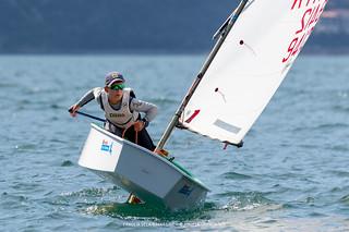 Campionato Italiano Optimist - Fraglia Vela Malcesine - Angela Trawoeger_K3I4138