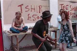 Notting Hill Carnival, Notting HIll, 1990  90c8-04-11-positive_2400