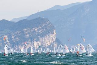 Campionato Italiano Optimist - Fraglia Vela Malcesine - Angela Trawoeger_K3I4007
