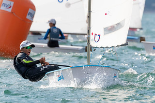 Campionato Italiano Optimist - Fraglia Vela Malcesine - Angela Trawoeger_K3I3922