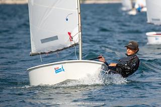 Campionato Italiano Optimist - Fraglia Vela Malcesine - Angela Trawoeger_K3I3890