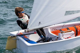 Campionato Italiano Optimist - Fraglia Vela Malcesine - Angela Trawoeger_K3I3859