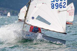 Campionato Italiano Optimist - Fraglia Vela Malcesine - Angela Trawoeger_K3I3849