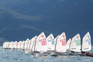 Campionato Italiano Optimist - Fraglia Vela Malcesine - Angela Trawoeger_K3I3813