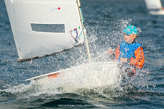 Campionato Italiano Optimist - Fraglia Vela Malcesine - Angela Trawoeger_K3I3758