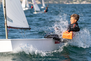 Campionato Italiano Optimist - Fraglia Vela Malcesine - Angela Trawoeger_K3I3743