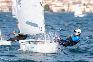 Campionato Italiano Optimist - Fraglia Vela Malcesine - Angela Trawoeger_K3I3734