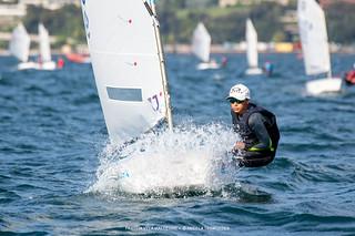 Campionato Italiano Optimist - Fraglia Vela Malcesine - Angela Trawoeger_K3I3724