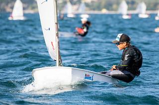 Campionato Italiano Optimist - Fraglia Vela Malcesine - Angela Trawoeger_K3I3722