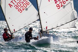 Campionato Italiano Optimist - Fraglia Vela Malcesine - Angela Trawoeger_K3I3672
