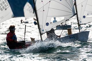 Campionato Italiano Optimist - Fraglia Vela Malcesine - Angela Trawoeger_K3I3593