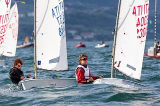 Campionato Italiano Optimist - Fraglia Vela Malcesine - Angela Trawoeger_K3I3518