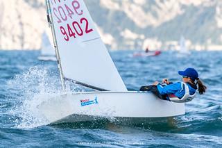 Campionato Italiano Optimist - Fraglia Vela Malcesine - Angela Trawoeger_K3I3500
